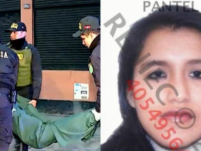 Pueblo Libre: liberan a acompañante de joven fallecida en restobar