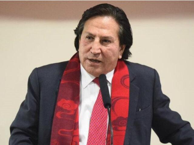 Alejandro Toledo: expresidente es trasladado a cárcel de Maguire