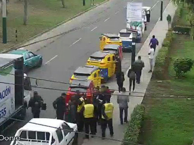 Surco: expulsan a mototaxistas informales que hirieron a fiscalizadores