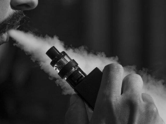 Confirman que cigarrillos electrónicos causan cáncer de pulmón