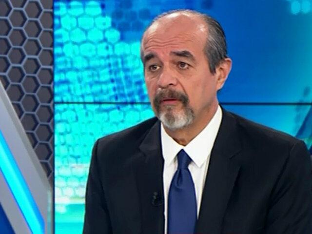 """Mauricio Mulder sobre elecciones 2020: """"El Apra pasará la barrera del 5%"""""""