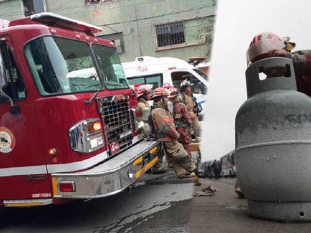 Fuga de gas: esto aconsejan los bomberos para evitar una explosión
