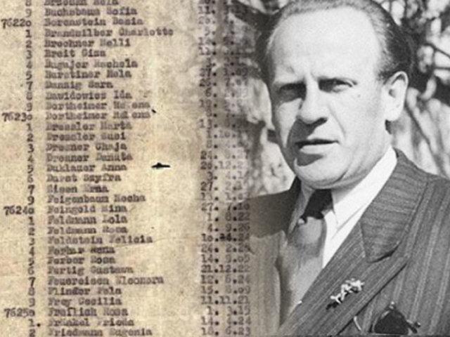 Alemania: hace 45 años murió Oscar Schindler