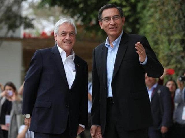 Sebastián Piñera, el primer mandatario de la región que respalda disolución del Congreso