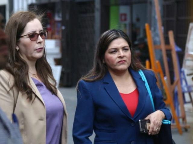 Salazar informó que Beteta y Bartra viajaron a Italia para acudir a sesión de Comisión de Venecia