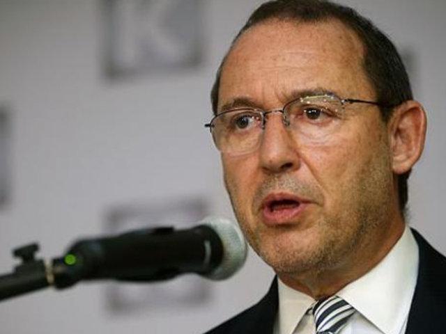 Fiscal José Domingo Pérez incluye en investigación a José Chlimper
