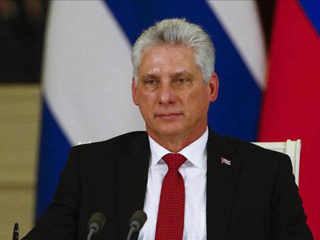 Miguel Díaz-Canel  fue elegido como nuevo presidente de Cuba