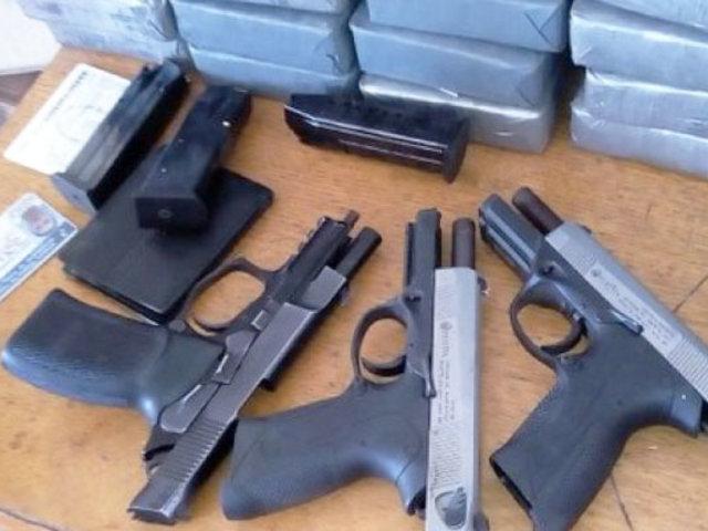Uruguay: peruano es arrestado con 200 kilos de cocaína