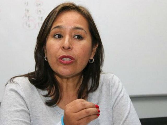 """Ex ministra de Alan criticó disolución del Congreso: """"El Apra está más fuerte que nunca"""""""