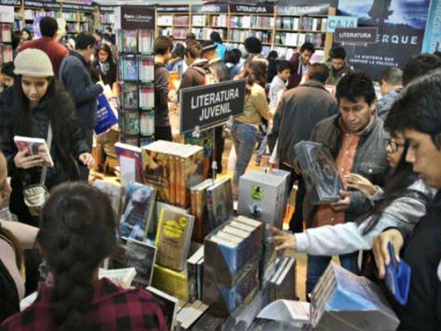 Ley del Libro: Gobierno amplía por un año la exoneración del pago de IGV a libros