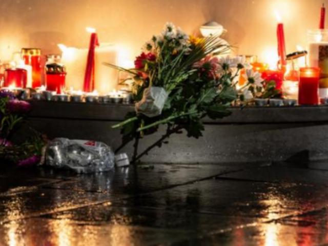 Alemania: ministro del Interior rinde homenaje a víctimas de sinagoga