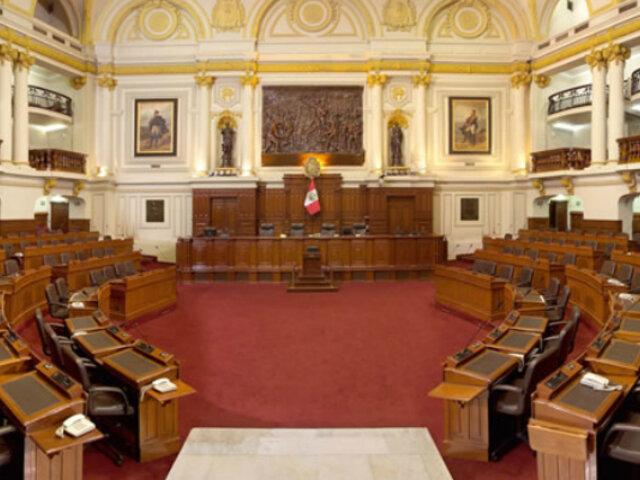 ¿Cuánto cuesta mantener un Congreso y qué beneficios reciben legisladores?