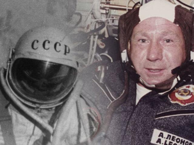 Falleció el primer humano que dio un paseo por el espacio