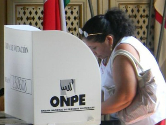 JNE: peruanos en el exterior paraticiparán en elecciones congresales 2020