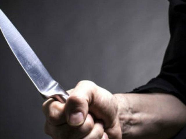 Piura: hombre acuchilla a su pareja y luego intenta suicidarse