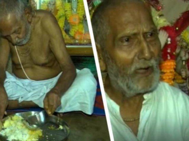 Hombre de 123 años asegura que el secreto para una larga vida es no tener relaciones sexuales
