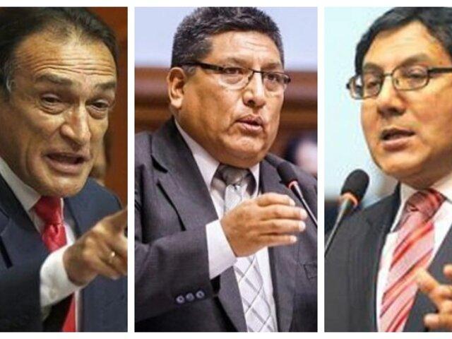Becerril, Mantilla y Neyra rechazan declaraciones de Vizcarra sobre Pedro Olaechea