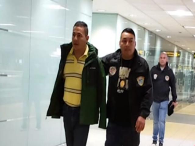 Capturan a integrante del 'Cártel de Sinaloa' en aeropuerto Jorge Chávez