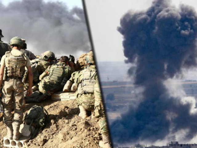 Turquía avanza en Siria pese a presión internacional contra su ofensiva