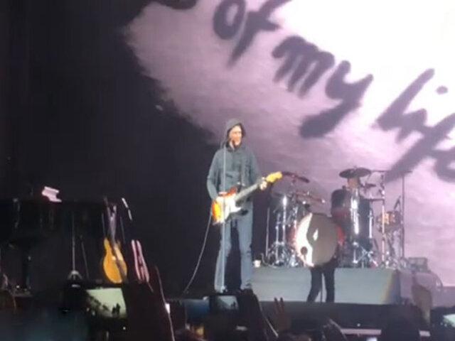 Bryan Adams en Lima: cantante deleitó a sus miles de fans