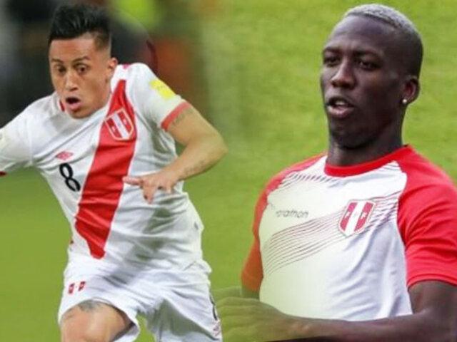 """Luis Advíncula sobre Cueva: """"La selección no depende de un solo jugador"""""""