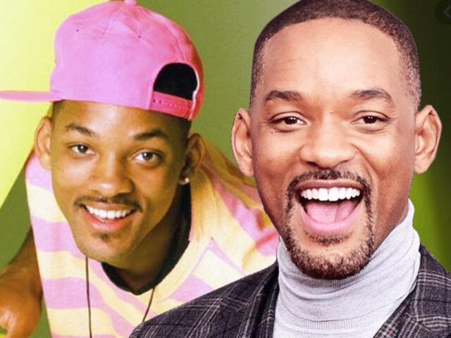 """Will Smith prepará el regreso de """"El príncipe del rap"""" a la televisión"""
