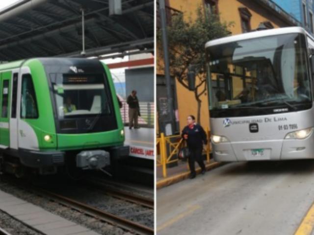 Diethell Columbus: ¿Por qué en el Metro se aplica subsidios y no en el Metropolitano?