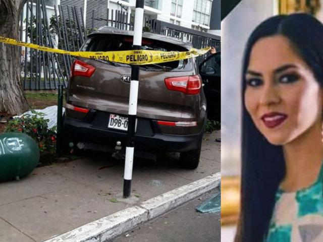 Accidente en Javier Prado: solicitan informe a fiscal que liberó a conductora