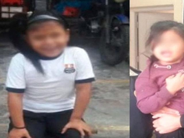Capturan al sujeto que habría secuestrado a niña en La Victoria