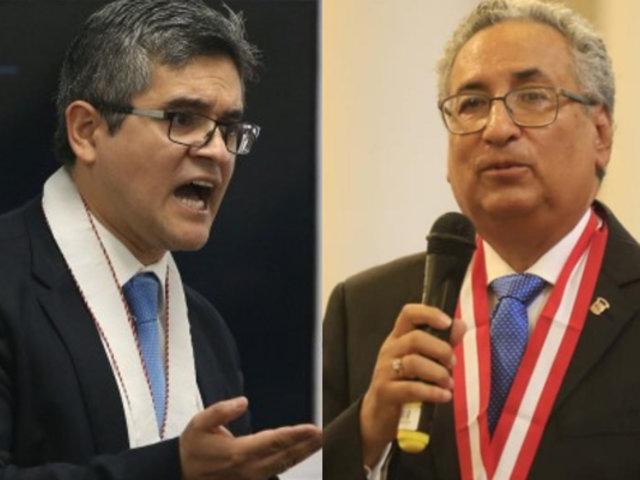 Domingo Pérez sobre declaraciones de Lecaros: son impertinentes en la averiguación de la verdad
