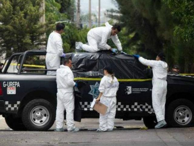 México: ataque en Michoacán deja 14 policías muertos