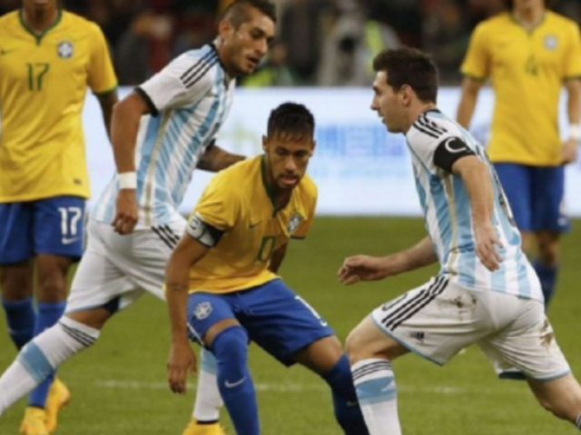 Argentina vs. Brasil: Messi y Neymar se enfrentarán en partido amistoso