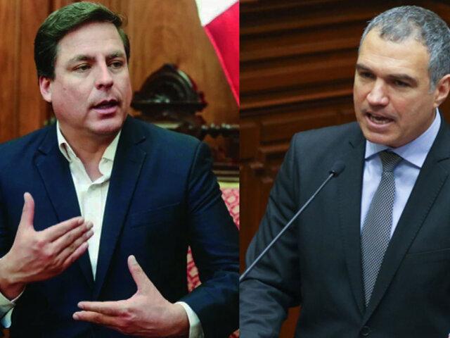 """Edmundo Del Águila sobre Salvador del Solar: """"Acción Popular tiene las puertas abiertas"""""""