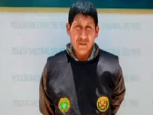 EXCLUSIVO | La confesión del secuestrador de niña en La Victoria
