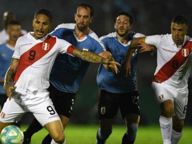 Perú vs. Uruguay: así pagan por triunfo de la Bicolor en casas de apuestas