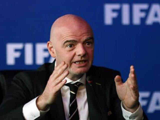 FIFA presenta radical propuesta para acabar con insultos racistas en partidos