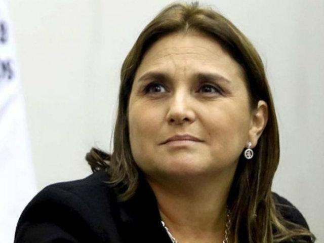 Marisol Pérez Tello llama a postular a la Junta Nacional de Justicia