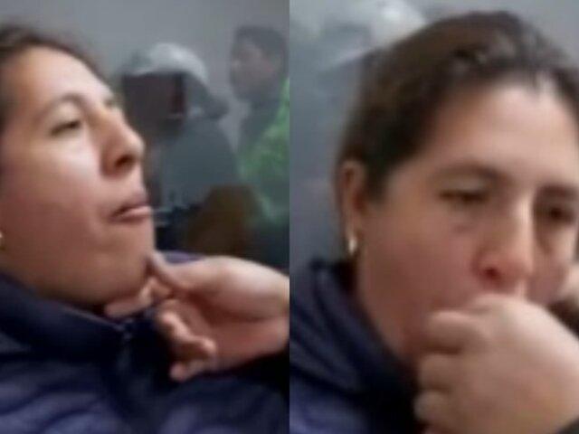Cajamarca: mujer tragó billetes falsos para no ser detenida