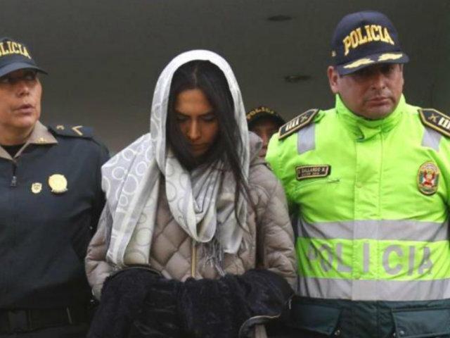 Accidente en Javier Prado: piden 6 meses de prisión preventiva contra Melisa González Gagliuffi