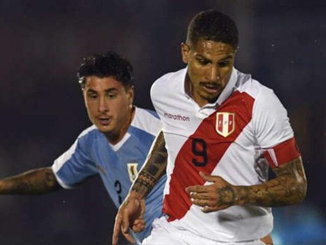 """Paolo Guerrero: """"Nos vamos con bronca porque pudimos haber hecho el segundo gol"""""""