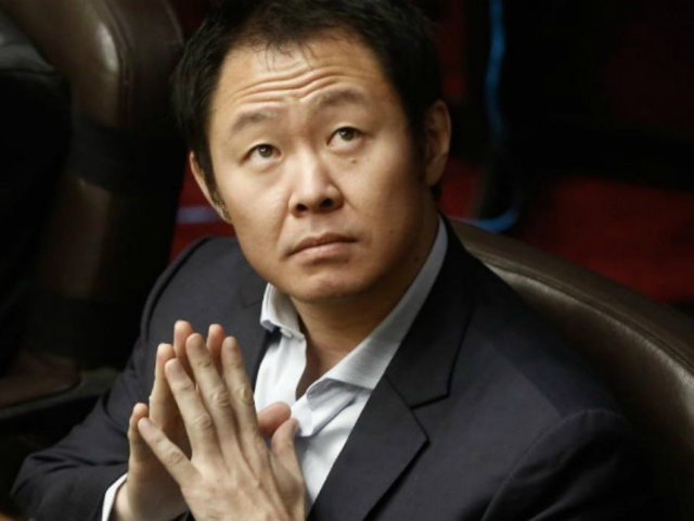 Kenji Fujimori responsabilizó del cierre del Congreso a FP
