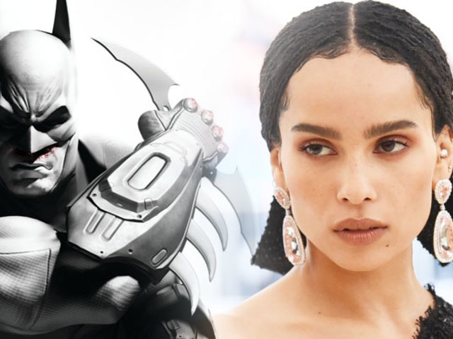 Batman: Zoe Kravitz será Gatúbela en el reboot con Robert Pattinson
