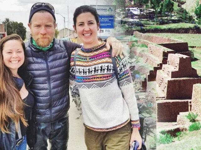 Ewan McGregor llega al Perú para grabar un documental