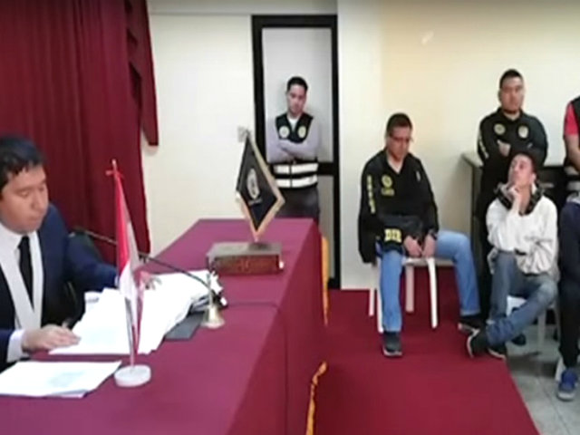 Dictan 7 días de detención preliminar a marcas implicados en asalto de agencia bancaria