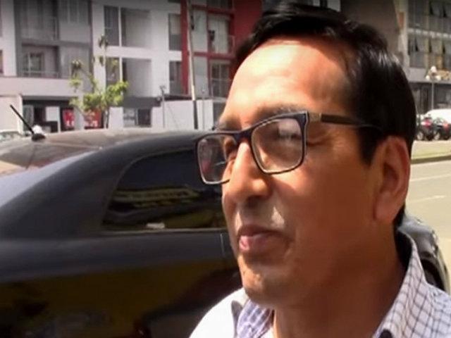 Accidente en Javier Prado: padre de víctima revela que habrían querido silenciar su denuncia