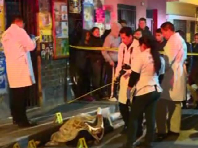 Barrios Altos: matan a un hombre a balazos en la puerta de su casa