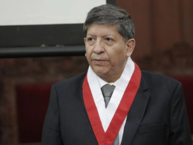 TC: magistrado Carlos Ramos será ponente sobre demanda contra disolución del Congreso