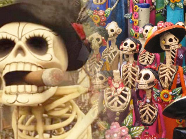 México se prepara para las celebraciones por el Día de los Muertos