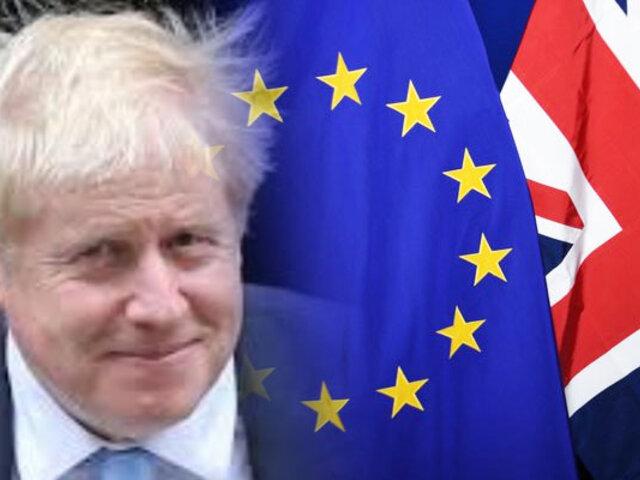 Londres y Bruselas pactan acuerdo del Brexit sin el apoyo claro del Parlamento británico