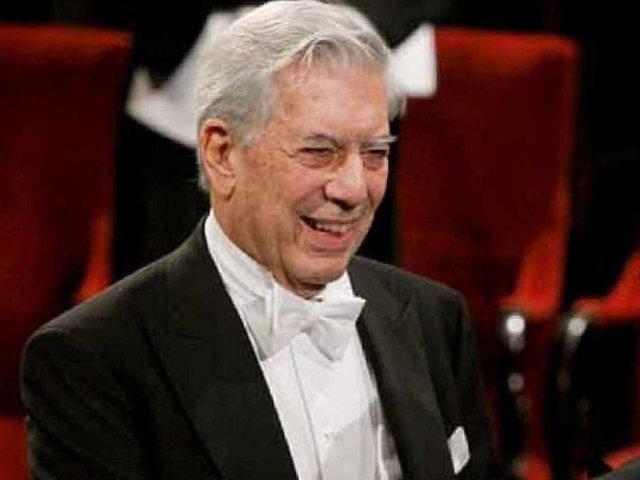Se vio por Panamericana: el día que MVLL ganó el Nobel de Literatura